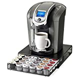 Keurig Brewed Under the Brewer 36 K-Cup Capacity Rolling Drawer by Nifty Review
