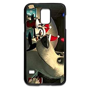 Penguins Madagascar Fit Series Case Cover For Samsung Galaxy S5 - Awesome Cover