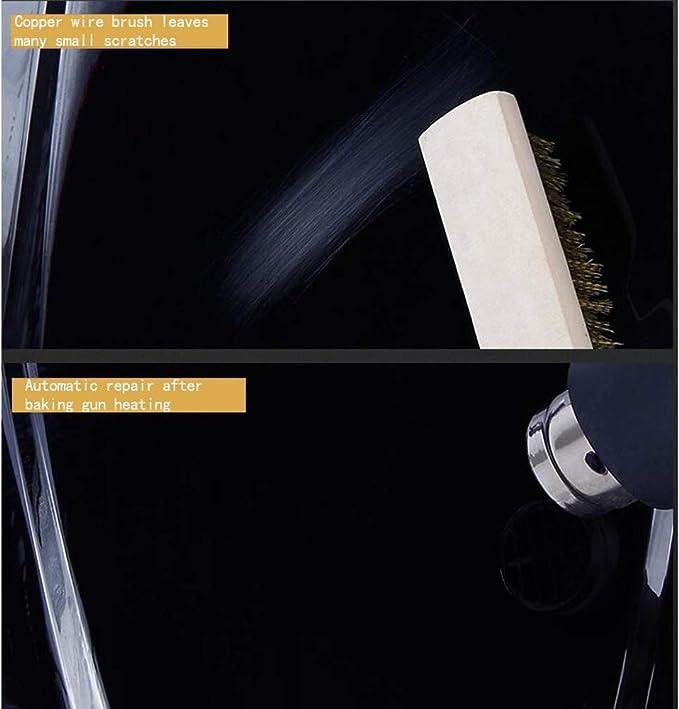 FinukGo 5pcs Auto-adh/ésif TPU Autocollant imperm/éable Transparent Patchs de Tissu Patch Tente ext/érieure Veste r/éparation Bande Patch Accessoires Transparent