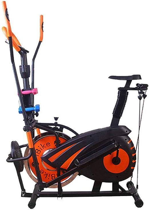 MIAO Inicio Silent Exercise Bike Deluxe Indoor Fitness Bike ...