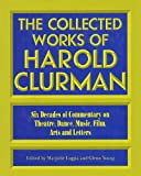 The Collected Works of Harold Clurman, Harold Clurman, 1557831327