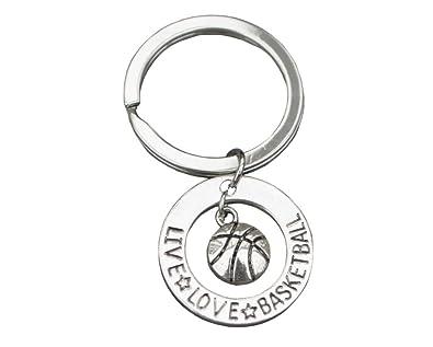 Infinity Collection Joyas de Regalo de Baloncesto Encanto de ...