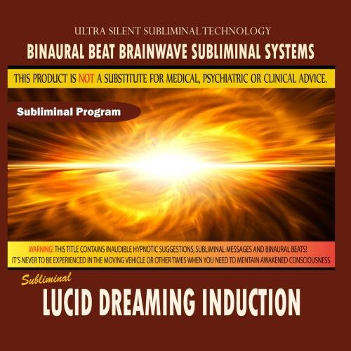 Price comparison product image Lucid Dreaming Induction