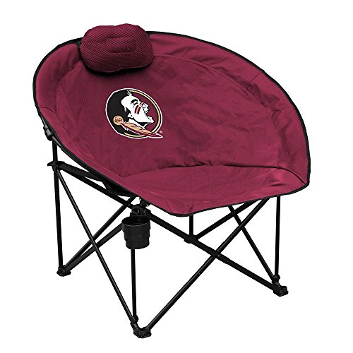 Logo Brands NCAA FL State Squad Chair, One Size, Multicolor by Logo Brands