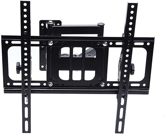SMFYY TV LCD LED Rack, 26 Pulgadas de TV de 52 Pulgadas Plegables telescópicas del Soporte de Montaje en Pared para LCD, LED y LCD del Ordenador,A: Amazon.es: Hogar
