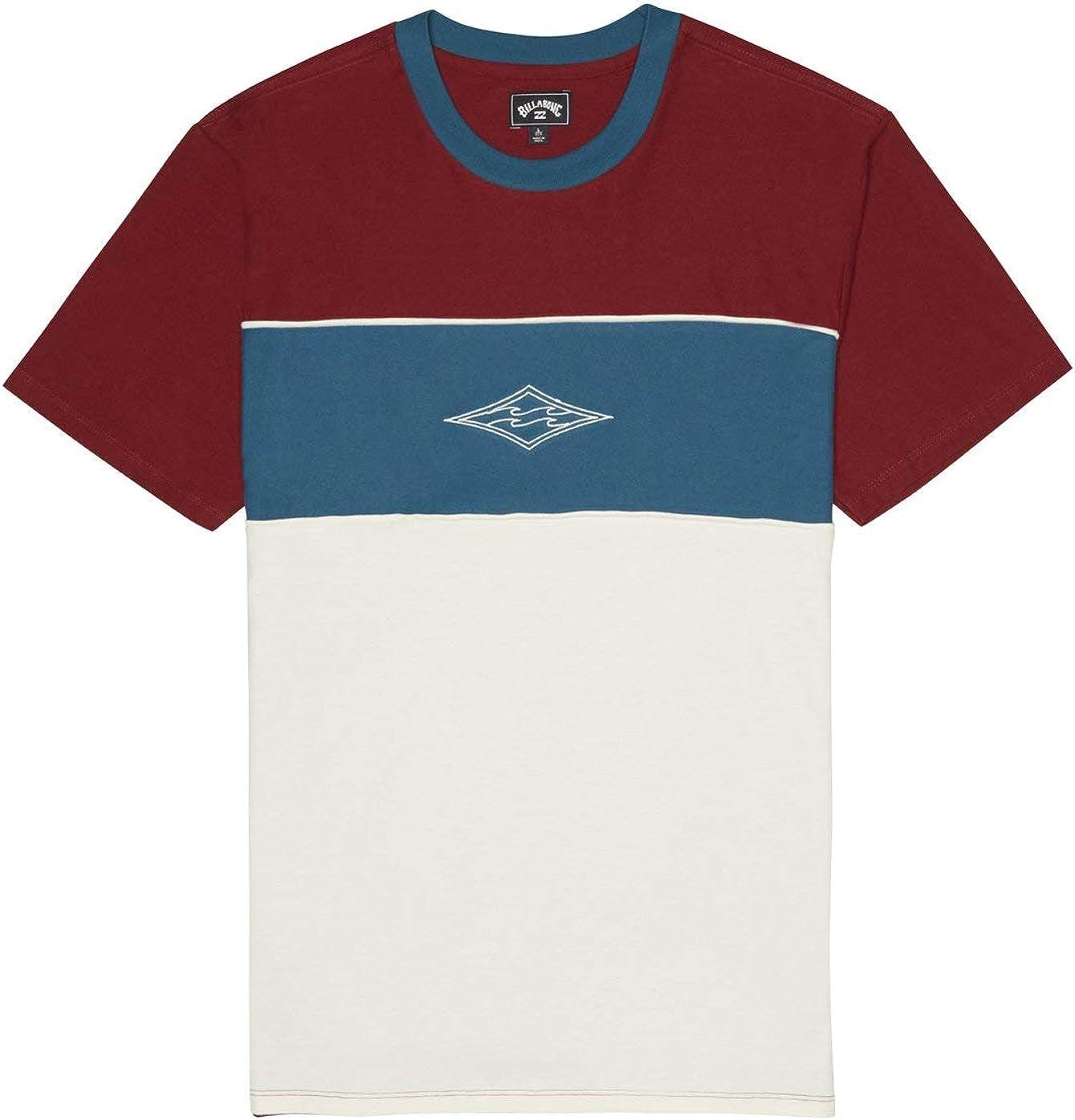 BILLABONG™ - Camiseta - Hombre - XXL - Rojo: Amazon.es: Ropa y accesorios