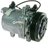 Omega Environmental Technologies 20-11154 New Compressor And Clutch