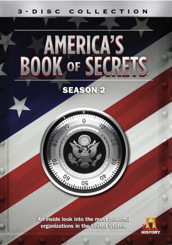 Book Of Secrets Dvd - America's Book of Secrets: Season 2