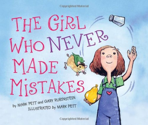 The Girl Who Never Made Mistakes ebook