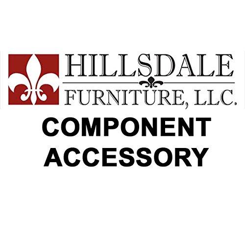 Hillsdale Furniture Janis Bed Set - Full - Rails not