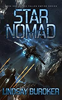 Star Nomad: Fallen Empire by Lindsay Buroker ebook deal