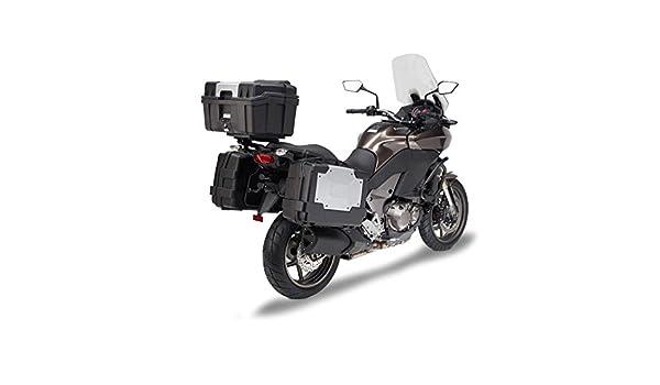 Kappa - Portavaligie Lateral de extracción rápida para Maletas monokey klr4105 Kawasaki versys 1000 () 13> 12: Amazon.es: Coche y moto