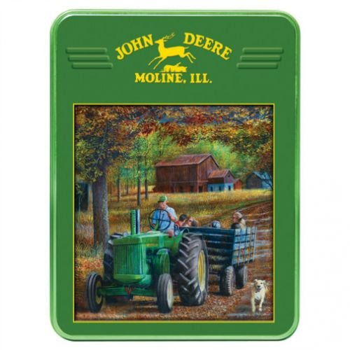 All States Ag 1000 Piece Puzzle With Collectible Tin - Ri...