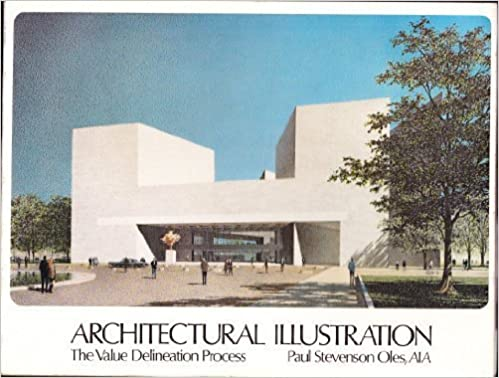 Book Architectural Illustration