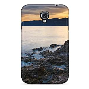 New Fashion Premium Tpu Case Cover For Galaxy S4 - Festival Of Lights Dream Theater