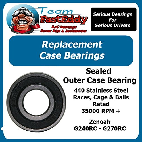 Large Scale Ball Bearing (Sealed Engine Crank Ball Bearing for RC Cars)
