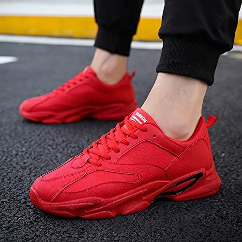 Sneakers Hommes Sport NANXIEHO Loisirs Tendance Respirant Chaussures Étudiant Confortable Hiver Run Automne De ptqFwwHY