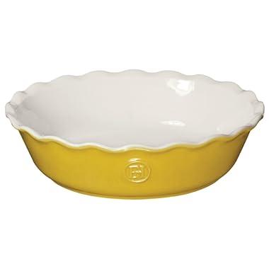 Emile Henry 856122 HR Ceramic Mini pie dish Leaves