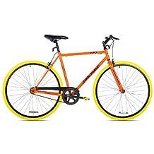 Takara Sugiyama Flat Bar Fixie Bike (700C Wheels, 54cm Frame)