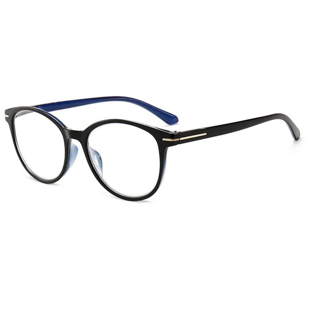 333b324614 Moda ligera Hyperopia gafas retro marco de gafas de lectura para hombres  mujeres: Amazon.es: Ropa y accesorios