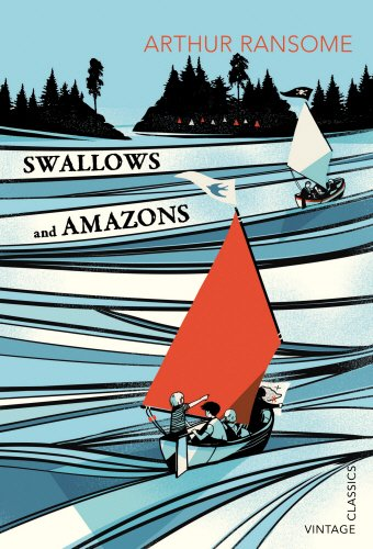 Image result for swallows and amazons book