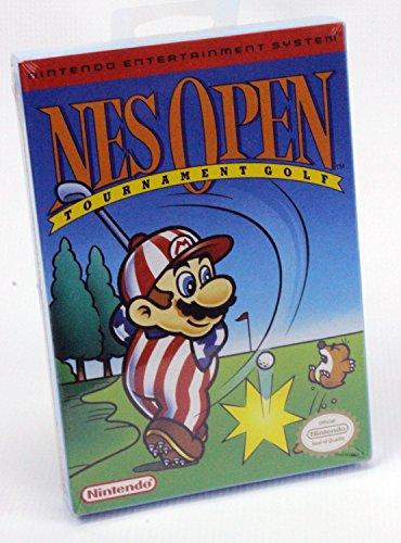 Open Tournament Golf nintendo entertainment system