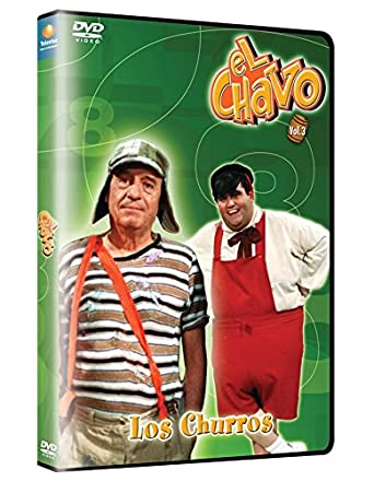 Amazon Com Mejor Del Chavo Del 8 Lo Los Churros Dvd Movies Tv