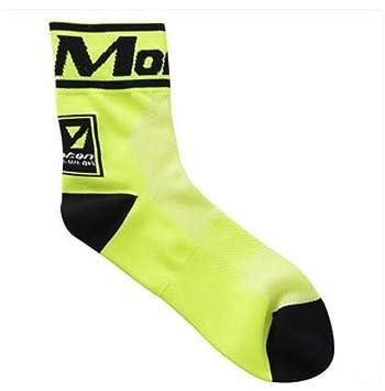 West ciclismo calcetines ciclismo senderismo deportivo para hombre running calcetines de formación, Niños hombre,