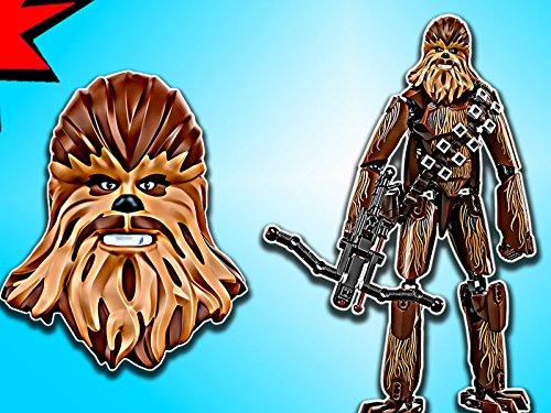 Clip: Chewbacca Buildable Figure