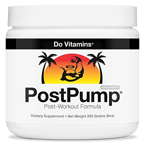 PostPump-CLEAN-Post-Workout-Supplement-Recovery-Powder-with-Creapure-Creatine-Monohydrate-Carnipure-L-Carnitine-Ajipure-Branched-Chain-Amino-Acids-BCAAs-Certified-Vegan-Paleo-Non-GMO-225-Grams