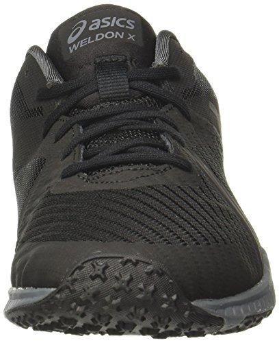 Entrenamiento Negro De Zapatillas Ss18 X Weldon Asics Iq6Tw8gI