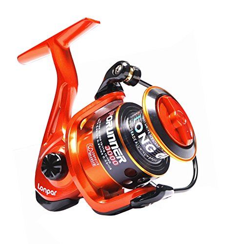 Top 10 best ice fishing reels inline combo best of 2018 for Best ice fishing reel