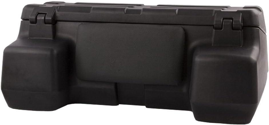 Cofre Portaequipajes para Quad (150 L) - Color : Negro