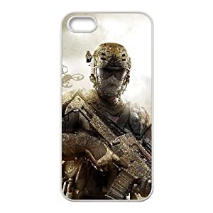 C-EUR Diy Call Of Duty Hard Back Case for Iphone 5 5g 5s