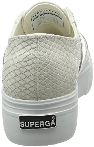 Femme Clair Baskets Pusnakew Rose Superga Gris Light 506 Grey 2790 nAfZ7xa