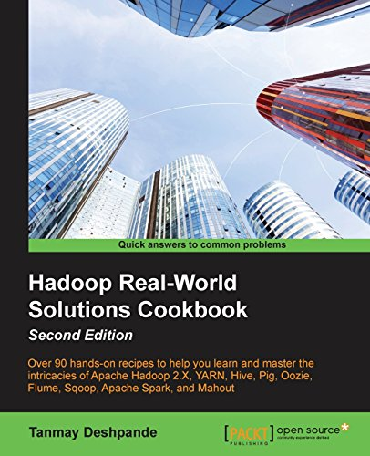 Hadoop Real World Solutions Cookbook, 2nd Edition