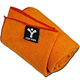 Yoga Mate Soft, Sweat Absorbent, Non-Slip Bikram Yoga Mat...