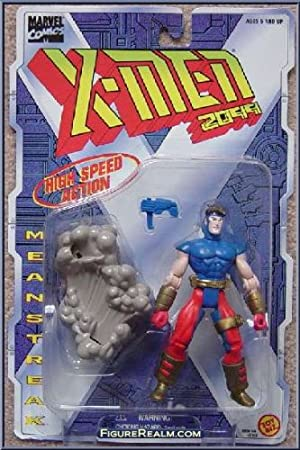 Amazon.com: X Men MEANSTREAK with High Speed Action 2099 ...