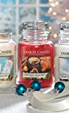 "Yankee Candle ""Christmas Memories"" Single Wick 22 oz. Large Jar"
