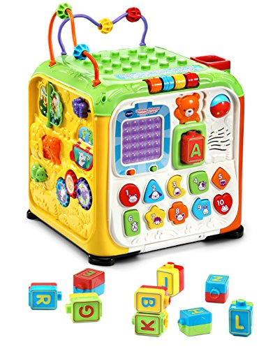 VTech Ultimate Alphabet Activity Cube (Ultimate The Alphabet)