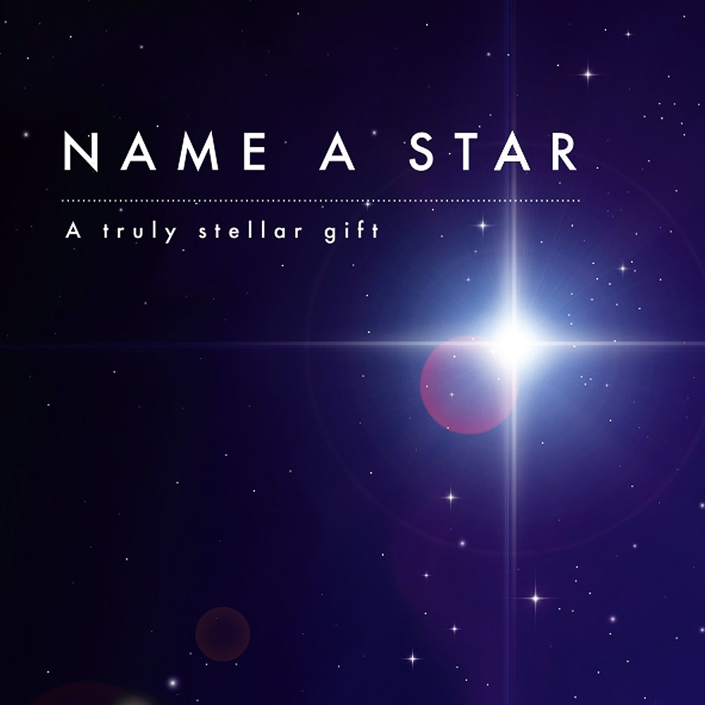 Certificate of Registry Includes Astronomy Chart Name a Star Stellar Present Area Coordinates Sheet