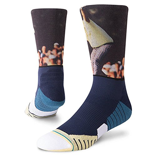 Stance Men's Jack Nicklaus Masters Socks Navy L
