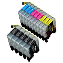 14 Pack Compatible Brother LC-71 , LC-75 5 Black, 3 Cyan, 3 Magenta, 3 Yellow for use with Brother MFC-J280W, MFC-J425W, MFC-J430W, MFC-J435W, MFC-J5910DW, MFC-J625DW, MFC-J6510DW, MFC-J6710DW, MFC-J6910DW, MFC-J825DW, MFC-J835DW. Ink Cartridges for inkjet printers. LC-71BK , LC-71C , LC-71M , LC-71Y , LC-75BK , LC-75C , LC-75M , LC-75Y © Zulu Inks