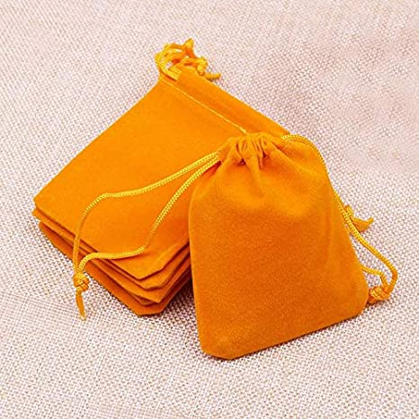 Amazon.com: YPT – Bolsa de regalo de terciopelo con cordón ...