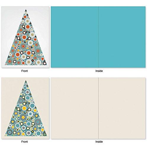 M6014 ORNAMENTALS: 10 Assorted Blank Envelopes.
