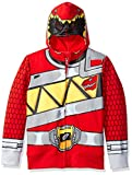 Power Rangers Boys' Little Character Hoodie, Red