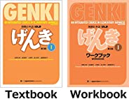 Genki 1 Third Edition: An Integrated Course in Elementary Japanese 1 Textbook & Workbook