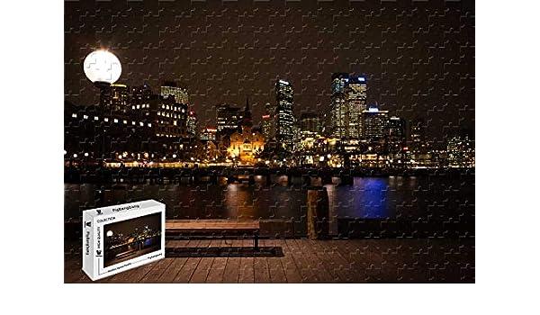 Amazon.com: PigBangbang,20.6 X 15.1 Inch Wooden - Sydney at ...