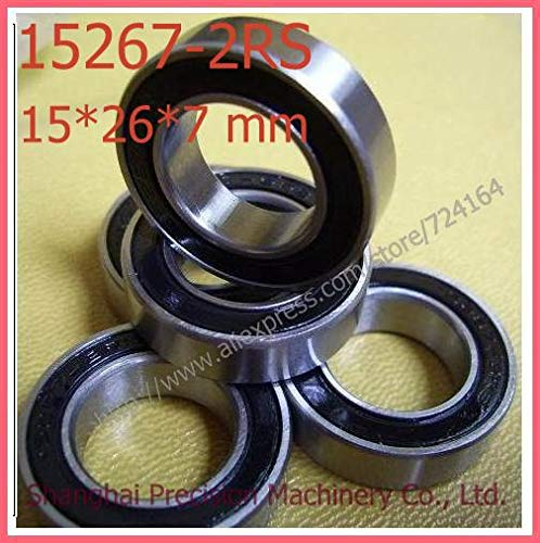 Ochoos Bicycle hub Bearing 15267-2RS for Chin Haur Disc/HH Series hubs & A2Z XCR/XCF Series ()