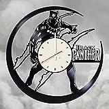 Pieceful Black Panther Superhero Vinyl Record